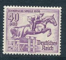 Deutsches Reich 616 ** Mi. 45,- - Nuevos