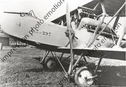 PHOTO RETIRAGE REPRINT AVION  LETORD 7 N°297 - Aviazione
