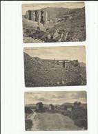 TURQUIE  SMYRNE SMYRNA 3CPA Pergame-Hierapolis-Laodicea - Turquia