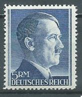 Allemagne Empire YT N°726 Adolf Hitler Neuf ** - Ungebraucht