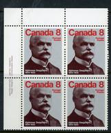 Canada MNH PB 1975 Alphonse Desjardins - Neufs