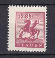 Plauen - Deutsche Lokalausgaben - 1945 - Michel Nr. 5 - Ungebr. - Occupation 1938-45