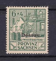 Dessau - Deutsche Lokalausgaben - 1946 - Michel Nr. I A - Ungebr. - Occupation 1938-45