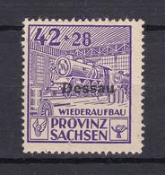 Dessau - Deutsche Lokalausgaben - 1946 - Michel Nr. III A - Ungebr. - Occupation 1938-45