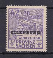 Eilenburg - Deutsche Lokalausgaben - 1946 - Michel Nr. VI A - Ungebr. - Occupation 1938-45