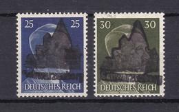 Schwarzenberg - Deutsche Lokalausgaben - 1945 - Michel Nr. 13/14 - Ungebr. - Occupation 1938-45