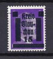 Glauchau - Deutsche Lokalausgaben - 1945 - Michel Nr. 5 - Ungebr. - Occupation 1938-45
