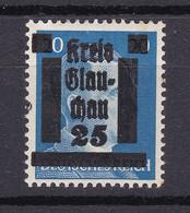 Glauchau - Deutsche Lokalausgaben - 1945 - Michel Nr. 10 - Ungebr. - Occupation 1938-45