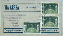 94115 - ARGENTINA - POSTAL HISTORY - AIRMAIL COVER To HOLLAND  Aeropostale  1950 - Briefe U. Dokumente