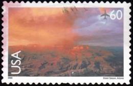 UNITED STATES - Scott #C135 Grand Canyon, Arizona (*) / Used Stamp - 3a. 1961-… Gebraucht