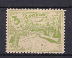 Cottbus - Deutsche Lokalausgaben - 1946 - Michel Nr. - 19 - Ungebr. - Occupation 1938-45