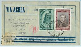 94119 - ARGENTINA - POSTAL HISTORY - AIRMAIL COVER To HOLLAND  Aeropostale  1950 - Briefe U. Dokumente