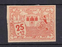 Cottbus - Deutsche Lokalausgaben - 1946 - Michel Nr. - 32 - Ungebr. - Occupation 1938-45