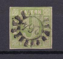 Bayern - 1850 - Michel Nr. 5 GMS 264 - Gestempelt - 20 Euro - Bavaria
