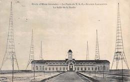 CROIX D'HINS - La Poste De TSF - Station Lafayette - La Salle De La Radio - Très Bon état - Altri Comuni