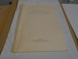 DOCUMENT RARE : HISTORY OF TATEYAMA VOLCANO 1966 MASAO YAMASAKI, NOBUHIRO NAKANISHII, KIN'ICHI MIYATA JAPON - Earth Science