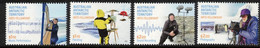AAT, 2021 ARTS FELLOWSHIP 4 MNH - Unused Stamps