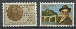 Yougoslavie - Jugoslawien - Yugoslavia 1983 Y&T N°1866 à 1867 - Michel N°1984 à 1985 *** - EUROPA - Ungebraucht