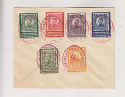 YUGOSLAVIA,1921 OSIJEK Nice Cover SOKOL FALCON - Briefe U. Dokumente