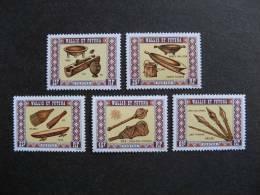 Wallis Et Futuna: TB  Serie  N° 198 Au N°202, GT, Neufs XX. - Unclassified
