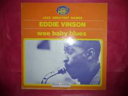 LP33 N°7837 - EDDIE VINSON - 33 021 - JAZZ BLUES - Jazz