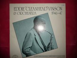 LP33 N°7839 - EDDIE 'CLEANHEAD' VINSON & ORCHESTRA - TLP-5590 - Jazz