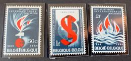 1964 - Eeuwfeest Van De Socialistische Internationale - Postfris/Mint - Unused Stamps