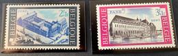 """1964 - Restauratie Van De Abdij  """"het Pand""""  - Postfris/Mint - Unused Stamps"""
