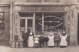 PARIS LAITERIE SARTHOISE MAISON E. CHEREL - Professions