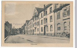 Pforzheim Dillstein Strassenansicht - Pforzheim