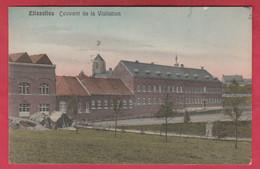 Ellezelles - Couvent De La Visitation  -1909  ( Voir Verso ) - Ellezelles