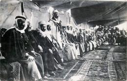 Syrie - Carte-Photo - Le Sultan Al-Atrach Et Sa Famille - Syria