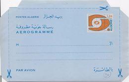 Algérie - Aérogramme - Argelia (1962-...)
