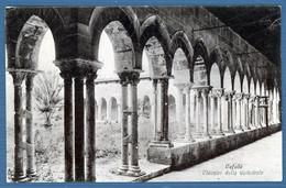 °°° Cartolina - Cefalù Chiostro Della Cattedrale Formato Piccolo Nuova (l) °°° - Palermo
