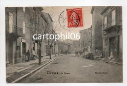 - CPA PEYNIER (13) - Le Cours 1911 (belle Animation) - Edition Roux - - Altri Comuni