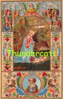 CPA EN RELIEF GAUFREE  ANGE EMBOSSED CARD ANGEL  BEATO ANGELICO LUCREZIA BUTI FIRENZE FILIPPO LIPPI - Vierge Marie & Madones