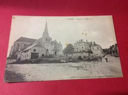 ♦️ SAINT ST ERME. L'eglise. Editeur Lebfevre Voir Texte - Other Municipalities