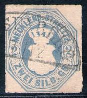 Falschstempel - Wesenberg 7/12 Auf Mecklenburg Strelitz Nr. 5 - Mecklenburg-Strelitz