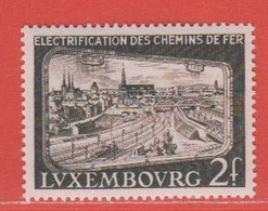 1956 Luxemburg ** (sans Charn., MNH, Postfrisch)  Yv  517Mi  558 - Nuevos