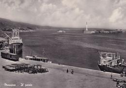 Cartolina Di Messina - Il Porto - Messina