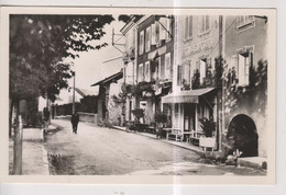 CPA-05-Hautes Alpes- SAVINES- La Place Et La Grande Rue- - Otros Municipios