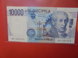 ITALIE 10.000 LIRE 1984 Peu Circuler/NEUF - 10.000 Lire