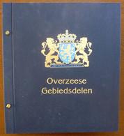 Netherlands Antilles/Suriname In Davo Album - Verzamelingen (in Albums)