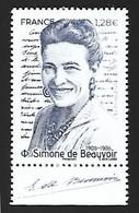 France 2021 - Yv N° 5474 ** - Simone De Beauvoir - Unused Stamps