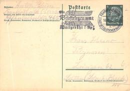 MiNr.P199 Frankfurt A.M > Soltau 1937 MWST - Entiers Postaux