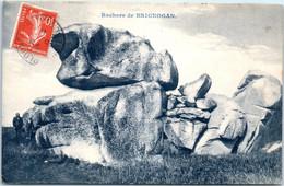 29 BRIGNOGAN -  Rochers  (bleutée)   * - Brignogan-Plage