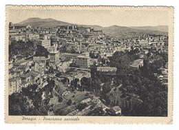 8933 - PERUGIA PANORAMA PARZIALE 1940 - Perugia