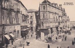 Liban-   Beyrouth - Rue  Des Banques - Líbano