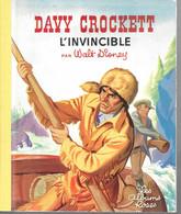 CH30 - 2 ALBUMS ROSE - DAVY CROCKETT - Altri