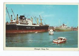 Transport > Ships - HEAD LINE Ship.Chicago  Illinois U.S. - Autres